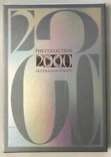 2000 Collection of Australian Stamps, Deluxe Edition ALBUM ONLY, NO STAMPS.