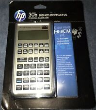 HP-30b Business Professional Financial Calculator NEW in Original Package