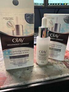 2x Olay Regenerist Luminous Tone Perfecting Daily Treatment Fade Dark Spot 1.3oz