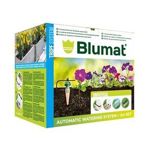Blumat Tropf Auto Drip Self Watering 12 Cone set Irrigation Vegie Patch Outdoors