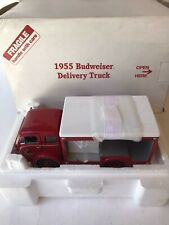 Danbury Mint BUDWEISER 1955 delivery truck 1/24