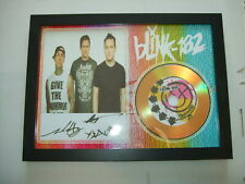 BLINK 182  SIGNED  DISC 693