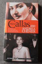 Maria Callas, Andrea Chenier - Umberto Giodano, 2CD neuf