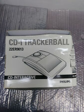 NEW Philips Cd-I Trackerball Controller 22ER9013 CD-INTERACTIVE