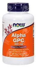 Alpha-GPC, 300mg x60Vcaps
