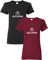 ACURA tee ACURA car logo Ladies T-Shirt