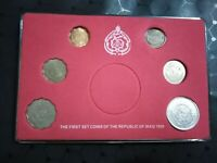 Iraq coins Set 1959 very nice set all 6 coins Scarce