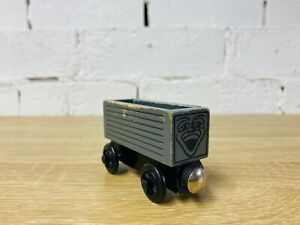 Grey Troublesome Truck 1997 No Name Thomas & Friends Wooden Railway Trains