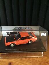 LAMBORGHINI JARAMA GTS BOBWALLACE 1972 LAB 24
