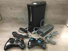 Microsoft Xbox 360 Jasper 120GB w/controllers