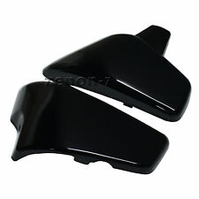 Black Battery Side Fairing Cover For Honda Shadow VLX 600 VT600C STEED400 99-07