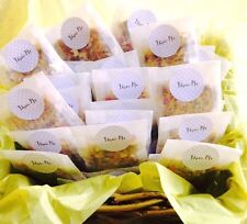 Biodegradable Wedding Flower Confetti Natural Dried Petal 60 Glassine bags