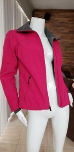 Columbia Omnishield Titanium Pink Jacket Hiking
