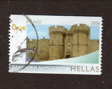 Greece--#2267a Used--2006 Rhodes