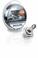 Original PHILIPS 12342XPS2 H4 X-treme Power Scheinwerferlampen Lampe 2er Kit -CR