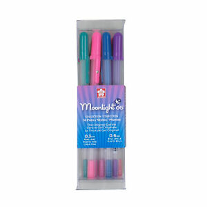 SAKURA 58177 Gelly Roll Moonlight 06, Assorted Gel Pens, 16 Piece Set