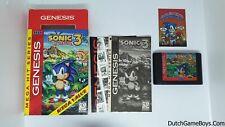 Sonic 3 - Mega Value - Sega Mega Drive