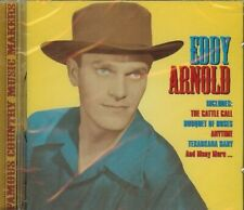 "(71) Eddy Arnold ‎–""Famous Country Music Makers""- UK Castle CD 1999-  New"