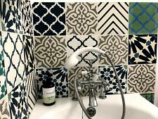 Moroccan tiles  for walls and floors