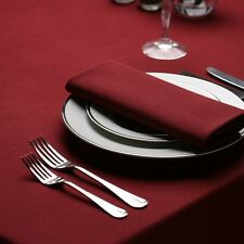 Borgogna Tovaglioli da Tavola Cena tessuto stoffa cotone poliestere hotel WEDDING CAFE