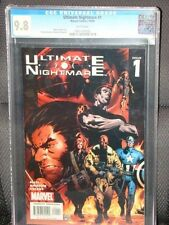 Marvel Ultimate Nightmare #1 CGC 9.8