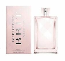 Burberry Brit Sheer Women 6.7 6.8 oz 200 ml Eau De Toilette Spray Nib Sealed