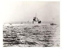 USS Nautilius (H-2) SS29 Submarine Photograph 8x10 BW