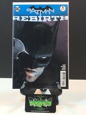 DC Rebirth: Batman: #1 Mikel Janin Variant 1st print NM