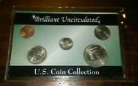 PANEL: BRILLIANT UNCIRCULATED 2003 U.S. COIN COLLECTION FIRST COMMEMORATIVE MINT