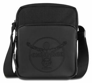 CHIEMSEE Apanatschi Mini Flapbag Umhängetasche Tasche Black Schwarz Neu