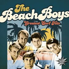 LP Vinyl Beach Boys Greatest Surf Hits