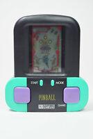80er Vintage LCD Game Pinball Telespiel Arcade Flipper Retro Spiel 90er
