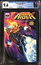 Cosmic Ghost Rider #1 CGC 9.6 SDCC J Scott Campbell Glow In The Dark Variant!