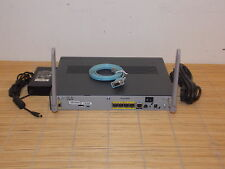 Cisco C881G-V-K9 WAN FE and Embedded 3G Router