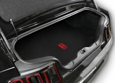 Mustang Carpet Trunk Mat w/Shelby RED GT350 Logo 15-18 Coup/Conv w/Shaker