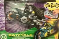 Batman DC Superheroes Batcycle Vehicle Rev and Go Missile Gift