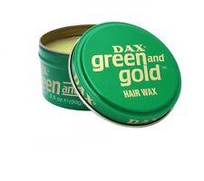 DAX vert et or Cire Coiffante 99g