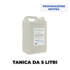 Sagitter Liquido per Macchine del Fumo Profumazione Neutra Smoke Fluid - 5 Litri