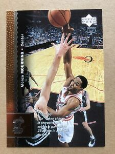 1996-97 Upper Deck #66 Alonzo Mourning Basketball Card