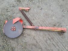 Massey  Ferguson  30 drill coulter arm and disc   used