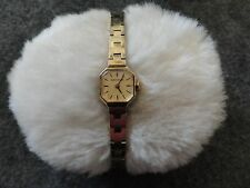 Ladies Vintage Swiss Made Wind Up Caravelle Watch