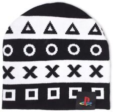 Playstation Beanie-Symboles | officiel Bonnet Gaming Marchandise Neuf