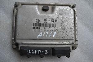A-1268 VW ENGINE CONTROL UNIT ECU 030906032BH / 0261206747