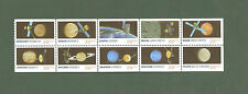 2568-2577a Space Exploration Booklet Strip Of 10 Mint/nh (Free shipping offer)