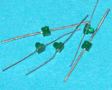 1.6 MM Diffused Green LED's Package Of 15 L16GD