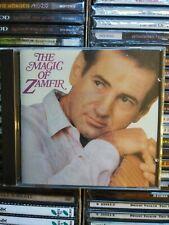 ZAMFIR / The Magic Of Zamfir CD  1984 New Sealed  AS SEEN ON TV Pan Flute