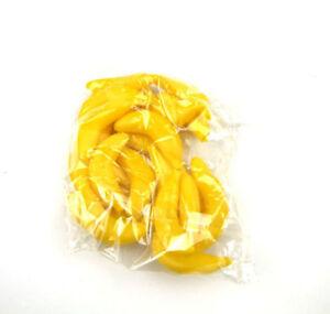 Artifical Fruit Plastic Mini Fake Vegetables Home Table Ornament Supply 20Pcs