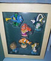 DISNEY Pixar Finding Nemo StoryBook Christmas Ornament Set Dory