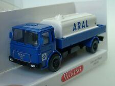 Wiking MAN Tankwagen ARAL - 0808 99 - 1:87