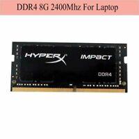 Pour Kingston HyperX Impact 8GB 16GB 32GB DDR4 2400MHz PC4-19200 Laptop RAM Lot